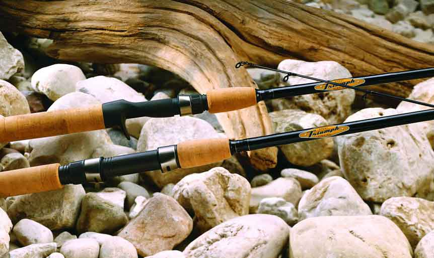 Fishing Rods for Steelheads in rivers