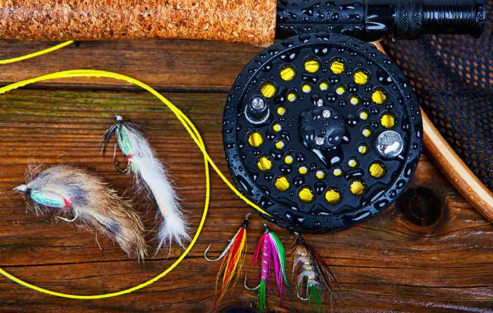 Fly fishing for Trout Gear