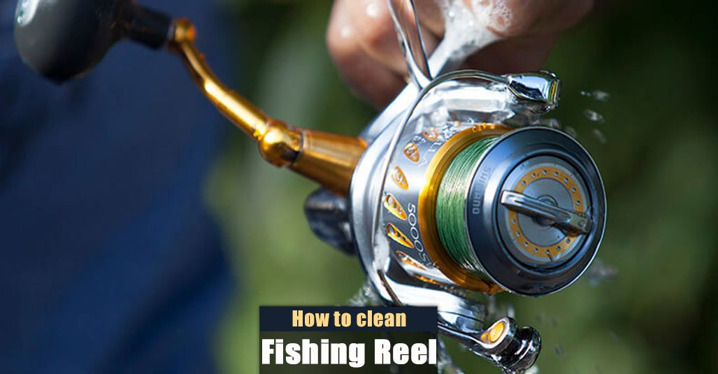 How To Clean Fishing Reel