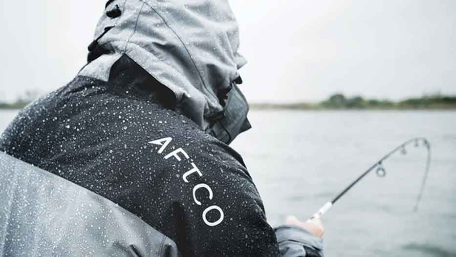 Rain Jacket for fishing