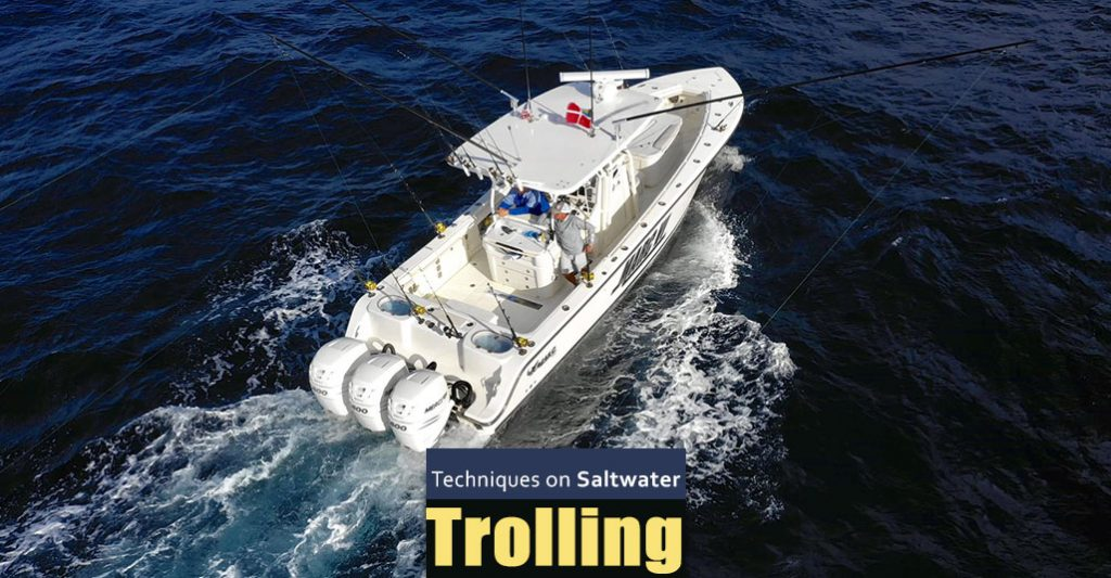 Saltwater Trolling Techniques and Guides