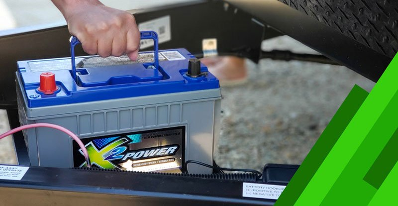How long does it take to charge a marine battery?