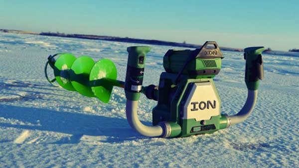 Best Ice Auger Drill What is the battery life